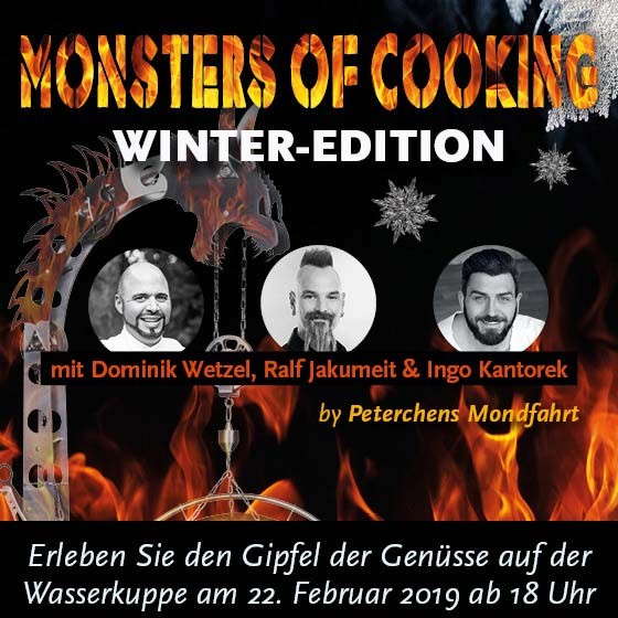 Monsters of Cooking